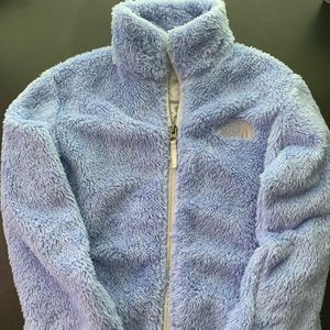 Girls Small 7/8 North Face Fleece